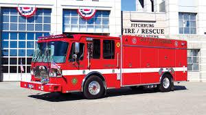 100 Mass Fire Trucks 2016 Ferrara Apparatus