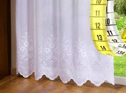 rideaux de sur mesure comment mesurer mes voilages conseils pour commander les bonnes