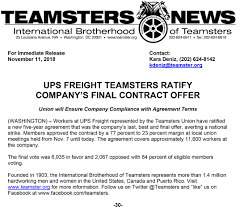 100 Central State Trucking Teamsters Local 662