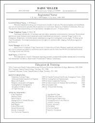 Icu Nurse Resume Sample Er Sophisticated Nursing Examples Best Unforgettable