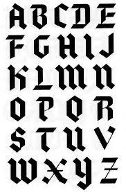 blackletter font Google Search Calligraphy Pinterest