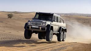 100 6 Wheel Mercedes Truck Theres A 700hp G3 AMG X For Sale In America The Drive