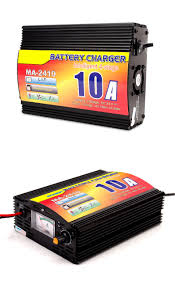 24V 10A Lead Acid Battery Charger With Charge Current Indicator ... Motorcycle Car Auto Truck Battery Tender Mtainer Charger 110v 5a Sumacher Extender 6volt Or 12volt 15 Amp Sealey Autocharge6s Vehicle 6v 12v 12v 10a Smart Automatic Electric Lead Acid Lcd 2a Sealed Rechargeable Fifth Gear Compact Portable 6 For Cars Vans 24v Charger With Charge Current Indicator 20a Boat Caravan 4wd Solar Es2500 Economy 12 Volt Booster Pac Es2500ke Soles2500ke Motor Suaoki 4 612v Fully Accsories Automotive Diy All Game
