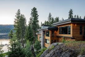 100 Contemporary House Siding This Modern Cliff Seamlessly Knits Into A Rocky Idaho