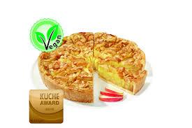 erlenbacher finest apple cake vegan
