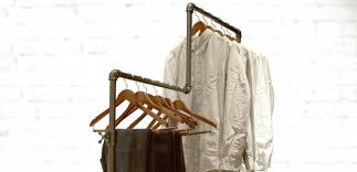 Pipe System Clothing Racks Perfect For Any Retail Environment Wide Variety And Excellent Quality