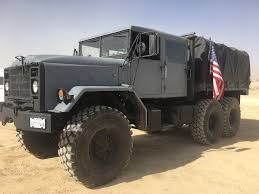 100 6x6 Trucks For Sale Custom 1991 BMY M923a2 6X6 Military Truck Military Vehicles For