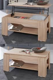 couchtisch wohnzimmer tisch klappbar mit esstisch funktion