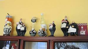 Fat Chef Decor In The Kitchen Image 4 Of 11