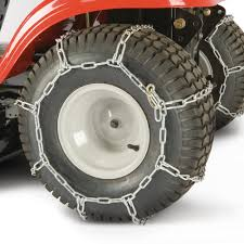 Arnold Tractor Tire Chains For 18 In. X 9.5 In. Wheels (Set Of 2 ...