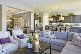 Model Home Interior Decorating With Well Design Fine Cool