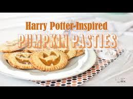 Pumpkin Pasties Harry Potter World by Harry Potter Inspired Pumpkin Pasties Recipe Youtube
