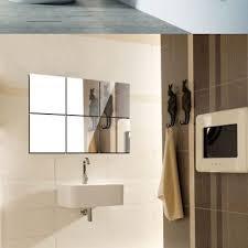 dekoration 32x spiegelfliesen 15 15cm spiegel kacheln bad