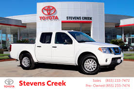 100 Used Nissan Frontier Trucks For Sale PreOwned 2017 SV V6 Crew Cab Pickup In San Jose