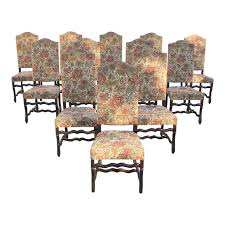 Set Of 12 French Louis XIII Style Os De Mouton Dining Chairs ... Antique Chairsgothic Chairsding Chairsfrench Fniture Set Ten French 19th Century Upholstered Ding Chairs Marquetry Victorian Table C 6 Pokeiswhatwedobest Hashtag On Twitter Chair Wikipedia William Iv 12 Bespoke Italian Of 8 Wooden 1890s Table And Chairs In Century Cottage Style Home With Original Suite Of Empire Stamped By Jacob Early