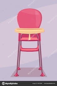 Red Baby High Chair — Stock Vector © Eduardrobert #218015936 Luvlap 3 In 1 Convertible Baby High Chair With Cushionred Wearing Blue Jumpsuit And White Bib Sitting 18293 Red Vector Illustration Red Baby Chair For Feeding Wooden Apple Food Jar Spoon On Highchair Grade Wood Kids Restaurant Stackable Infant Booster Seat Lucky Modus Plus Per Pack Inglesina Usa Gusto Highchair Ny Store Buy Stepupp Plastic Feeding