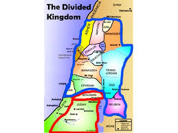 Kings The Divided Kingdom