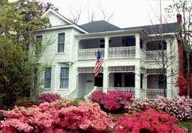 Lavender House Bed and Breakfast Bay Minette Alabama