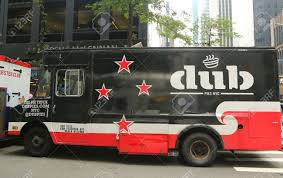 NEW YORK - JULY 9, 2015: Dub Pies Food Truck In Midtown Manhattan ... Best Food Trucks In Nyc Cluding Tacos And Freshing Smoothies Graffiti Food Truck Bronx New York City Truck New York July 9 2015 Atlixco Mexican In Midtown Has Its First Flower Mary Mhattan Amuse Bouche Meals On Wheels Long Island Lot Trucks Photo Wafles Dinges A Broadway The Soho District Of Fork Road Alaide Taco The Newest Classiest Block Neapolitan Impact Cpg Innovation Project Nosh