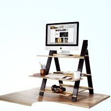 Varidesk Pro Plus 48 by How To Build A Stand Up Desk Desks Wood Projects And Workspaces