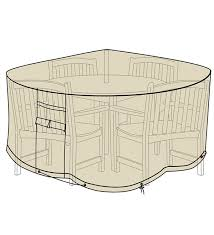 Round Table Furniture Cover Covers