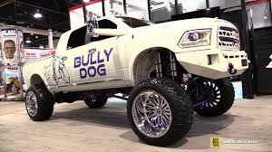 2017 Ram 2500 Limited Custom Truck By Bully Dog - Walkaround - 2017 ... Sema Auto Show Custom Cars Trickedout Trucks Roll Into Las Vegas Kre8 Medias Newest Mobile Billboard Gets Media Attention Cadillac Escalade Lifted Truck 2016 Sema Show In Fat Daddys Ice Cream Trucks Nv Stripchezze Food Roaming Hunger Nevada Usa 4th November 2014 Some Of The Many Custom A Cutting Edge Glass Mirror Work Outside Family Dollar Part Two Classic At 2017 Peterbilt Wild Ride Exterior Walkaround Rocky Ridge Debuts New Truck Packages Nada 2018 Medium Luxury Hgtv