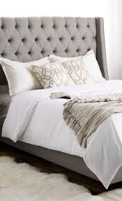 Joss And Main Headboards by Brompton Tufted Wingback Velvet Bed From Target 750 Home