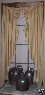 15 best primitive curtains images on pinterest primitive