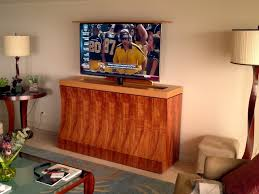 tv lift cabinet furniture by cabinet tronix florida tv lift