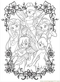 Disney Coloring Pages Printables