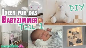ideen für das babyzimmer teil 2 diy babyecke und