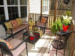 enclosed porch decorating ideas charming