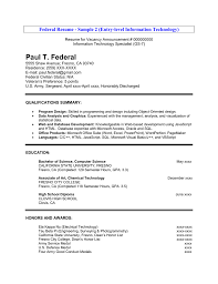 Paul T. Federal Federal Resume - Sample 2 (Entry-level ... Cool Information And Facts For Your Best Call Center Resume Paul T Federal Sample 2 Entrylevel 10 Information Technology Resume Examples Cover Letter Life Planning Website Education Bureau Technology Objective Specialist Samples Velvet Jobs Fresh Graduates It Professional Jobsdb 12 Informational Interview Request Example Business Examples 2015 Professional Our Most Popular Rumes In Genius Statement For Hospality