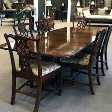 Maitland Smith Dining Table Furniture Mahogany Chairs Used For Sale Room Tables