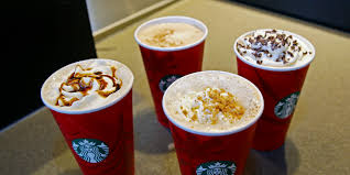 Pumpkin Latte Lite Dunkin Donuts by A Starbucks Eggnog Latte Has As Much Fat As 2 5 Donuts Huffpost