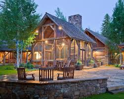 Crafty Inspiration 15 Modern Rustic Home Plans 1000 Images About House On Pinterest