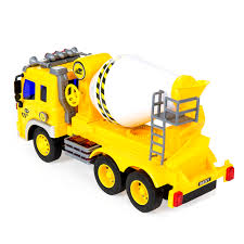 Best Choice Products 1/16 Scale Friction Powered Toy Cement Mixer Truck W/  Lights And Sound (Yellow) Bruder Mack Toy Cement Truck Yellow Cement Mixer Truck Toy Isolated On White Background Building 116th Bruder Scania Mixer The Cheapest Price Kdw 1 50 Scale Diecast Vehicle Tabu Toys World Blue Plastic Mixerfriction 116 Man Tgs Br03710 Hearns Hobbies Melbourne Australia Red Big Farm Peterbilt 367 With Rseries Mb Arocs 3654 Learning Journey On Go Kids Hand Painted Red Concrete Coin Bank Childs A Sandy Beach In Summer Stock Photo