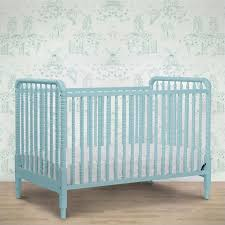 Cribs That Convert To Toddler Beds by Davinci Jenny Lind 3 In 1 Convertible Crib In Lagoon M7391lg