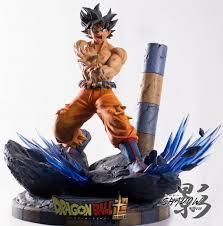 Shadow Studio Dragon Ball Super Ultra Instinct Goku Resin Statue 11