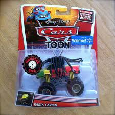 Disney PIXAR Cars TOON RASTA CARIAN Diecast MONSTER TRUCK MATER ... Monster Jam Stunt Track Challenge Ramp Truck Storage Disney Pixar Cars Toon Mater Deluxe 5 Pc Figurine Mattel Cars Toons Monster Truck Mater 3pack Box Front To Flickr Welcome On Buy N Large New Wrestling Matches Starring Dr Feel Bad Xl Talking Lightning Mcqueen In Amazoncom Cars Toon 155 Die Cast Car Referee 2 Playset Kinetic Sand Race Blaze And The Machines Flip Speedway Prank Screaming Banshee Toy Speed Wheels Giant Trucks Mighty Back Toy