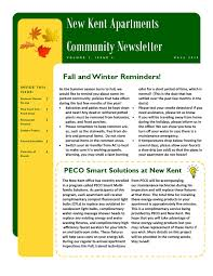 West Chester Pa Halloween Parade 2015 by New Kent Apartment Community Newsletter Fall 2015 By Hankin Group