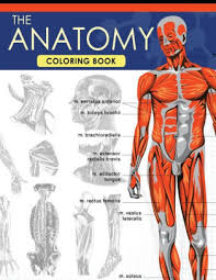 The Anatomy Coloring Book A Complete Study Guide 9th Edition By