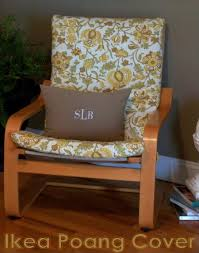 Poang Chair Cushion Uk by Make A Replacement Cover For An Ikea Poang Chair Bystephanielynn