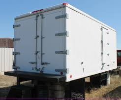 Insulated/refrigerated Truck Box | Item H1585 | SOLD! April ... Gats 2014 New And Preowned Vehicle Dealership Parts Service Johnson 2017 Isuzu Nqr Dovell Williams 2010 Freightliner M2106 Truck Cab Chassie 152 Henry 2015 18 Ft Refrigerated Body For Sale Rigby Id Truck Bodies For Sale Medic Series Esi Rapid Response Unit Bodies Showcases Refrigerated Composite Used Ice Cream Nj 1800 9998782 Youtube Comparing A Royal Low Profile Standard Height