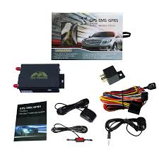 100 Truck Gps System TK1065A GPS105A Real Time Vehicle Car Bus GPS Tracker
