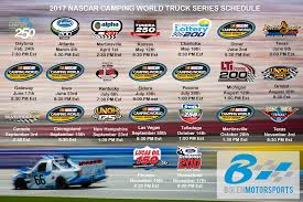 Schedule – Bolen Motorsports 2017 Nascar Truck Series Schedule Mpo Group Stadium Super Race 2 Hlights Youtube Best In The Desert Offroad Mencs Nxs Ncwts Full Weekend Track Map Full Weekend Schedule Nscs Dover Intertional Kentucky Speedway Nascar The Strip At Lvms To Host Two 2019 Nhra Mello Yello Drag Racing Tms Adds Stadium Super Trucks To Race Texas Motor News Latest Headlines Upcoming Races And Events Southern National Motsports Park 2018 Lucas Oil In Association With Wub