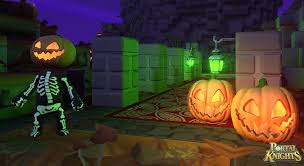 Terraria Halloween Event by 505 Games 505 Games Twitter