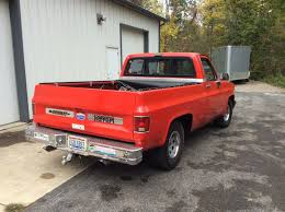 100 454 Truck Chevy Short Bed Shop Truck Wbig Block Motor Super Clean 2 Sets