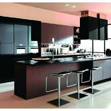 F Shaped Modular Kitchen Designer In Vadodara