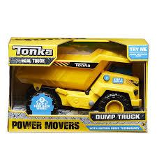 100 Tonka Truck Games Amazoncom 8045 Power Movers Dump Toy Vehicle Yellow